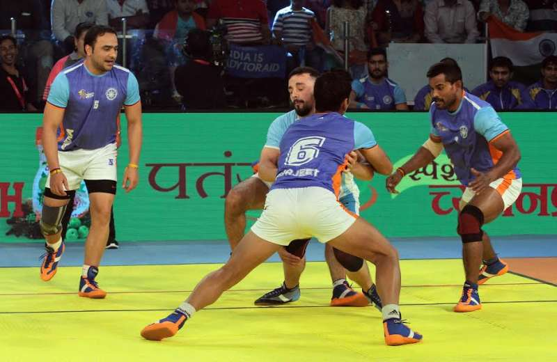 2016 Kabaddi World Cup: India create history by demolishing Argentina 74-20