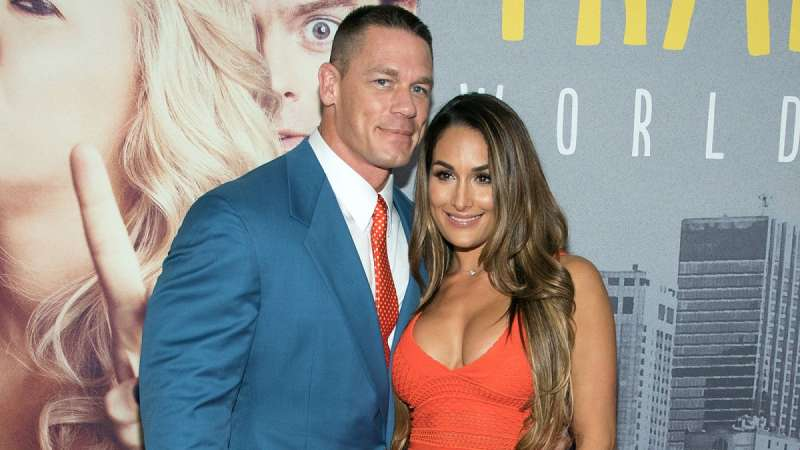 john cena and nikki bella the love story that evolved in