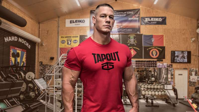 John Cena Workout How Does The Wwe Star Maintain His
