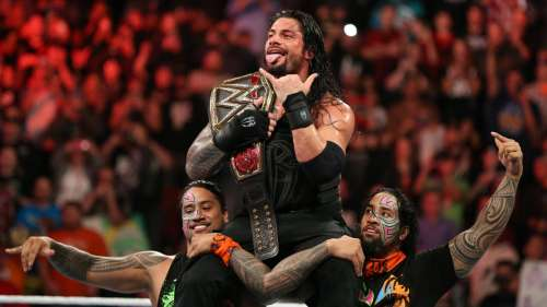 Roman Reigns comes from wrestling royalty