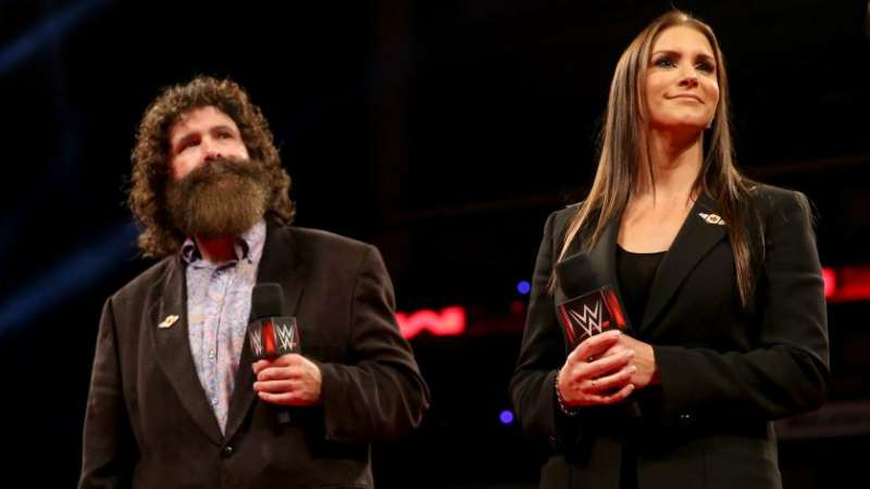 Stephanie has been running RAW as Commissioner after the brand split