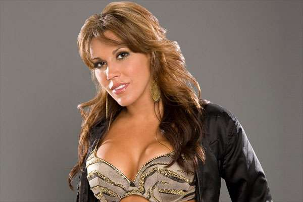 5 things you need to know about Mickie James