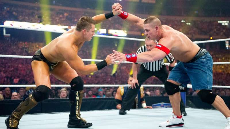 Page 7 - 16 times John Cena failed to win the WWE Championship