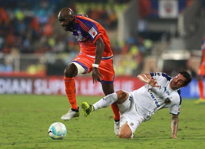 Mohammed Sissoko FC Pune City