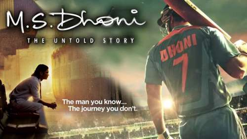 Image result for dhoni untold story sportskeeda