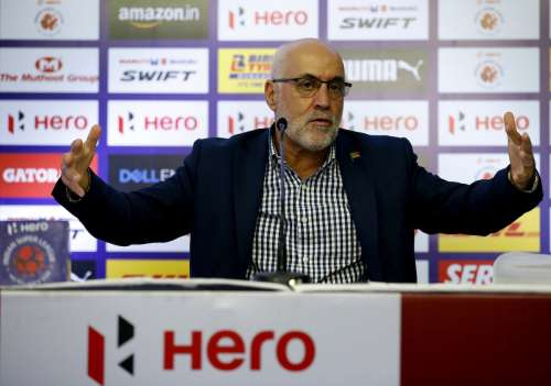 Nelo Vingada NorthEast United