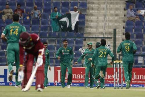Pakistan West Indies