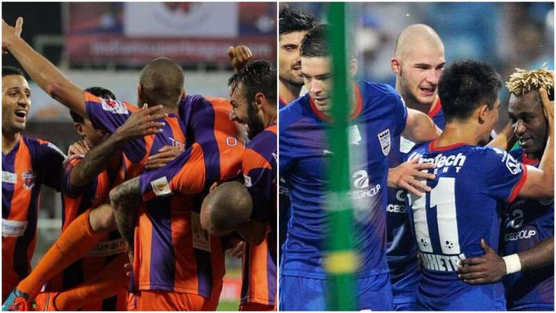 ISL 2016: FC Pune City vs Mumbai City FC - Predicted Lineups