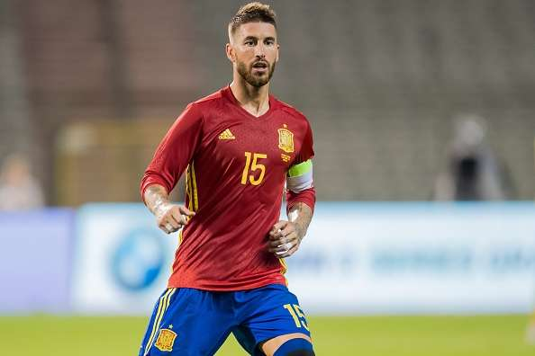 7cf109316 Under-fire Sergio Ramos fiercely hits back at critics after Spain s ...