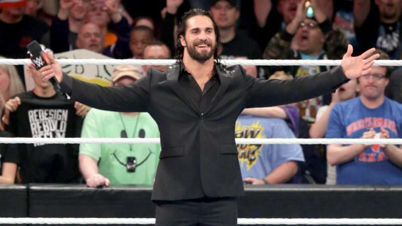 Seth Rollins is one of the highest earners in WWE