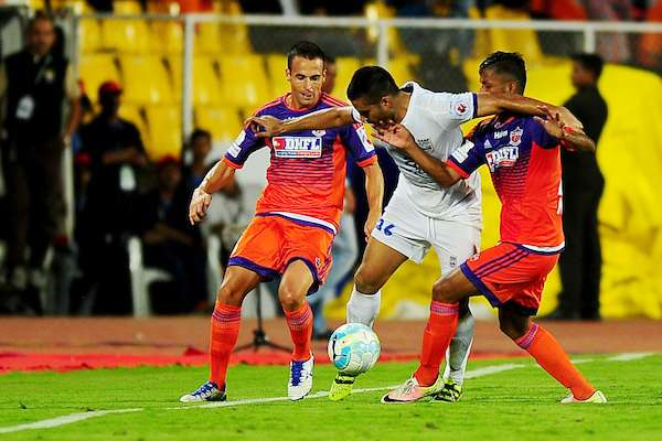 ISL 2016: FC Pune City showed immense intensity in defeat says assistant manager Miguel