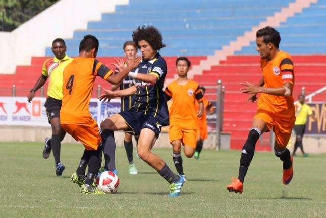 Central Coast Mariners vs Pune FC