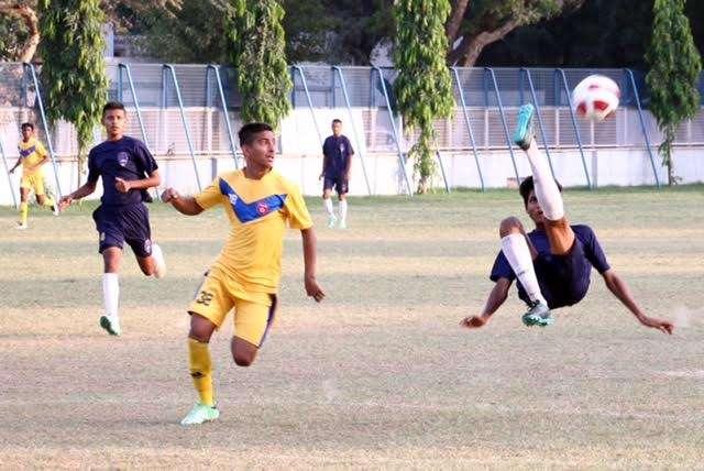 TFA vs DDFC, Subroto Cup