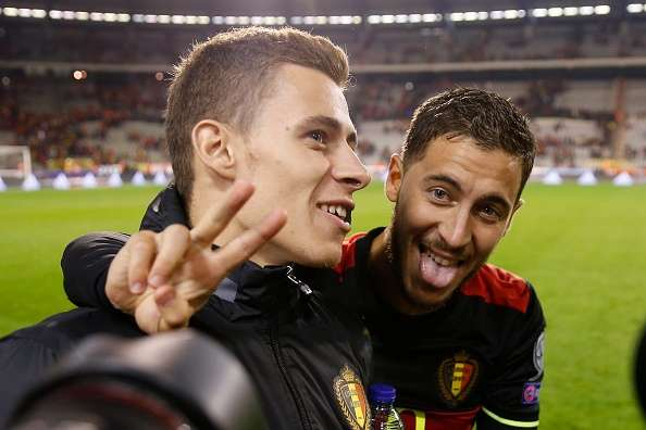 98e5f639d Chelsea transfer rumour  Chelsea want to sign Eden Hazard s brother ...