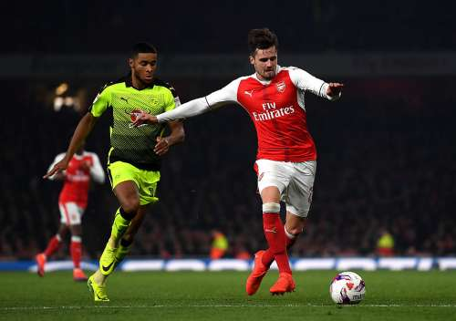 Carl Jenkinson, Arsenal
