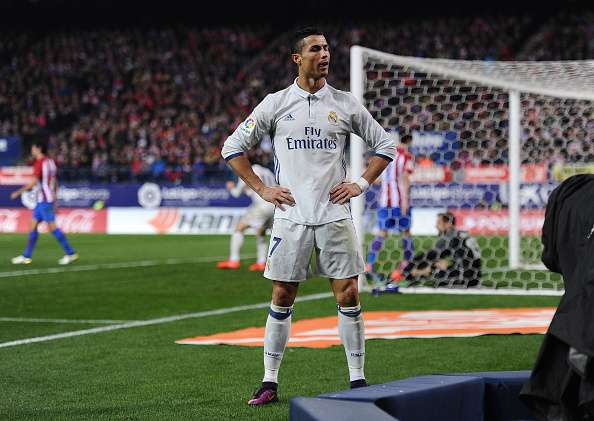 Ronaldo became the oldest player to score a hat-trick in the competition in 2018-19