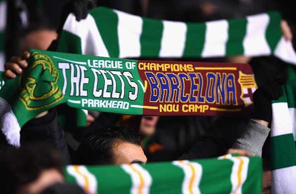 UEFA Champions League 2016 17 Celtic 0 2 Barcelona 5 Talking Points