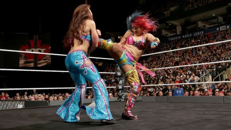 Image result for mickie james asuka