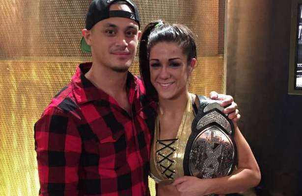 Sasha Banks Wedding.Wwe News Bayley Gets Engaged