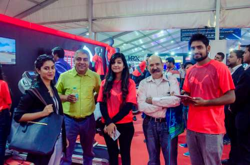 PUMA Ignite Delhi Airtel Delhi Half Marathon ADHM 2016 Ignite your City IYC