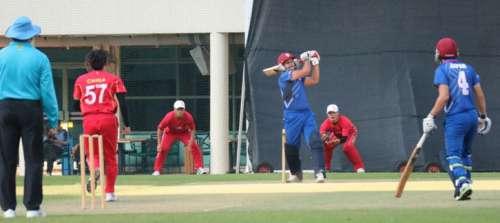Japan China Cricket