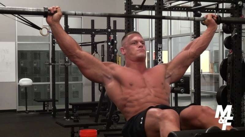 John Cena Diet - What is the secret behind the WWE