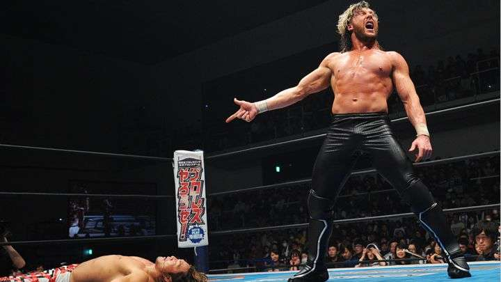 New Japan Pro Wrestling World (NJPW)
