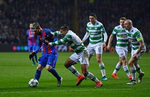 Lionel Messi Celtic