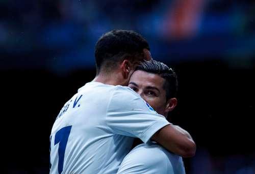 Cristiano Ronaldo Lucas Vazquez