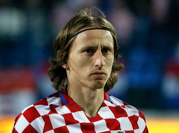 2018 FIFA World Cup qualifiers: Luka Modric believes that ...