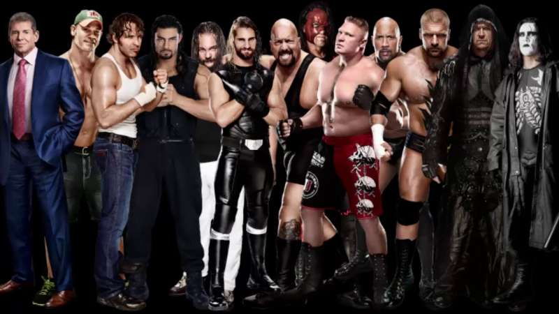 WWE Superstars ...