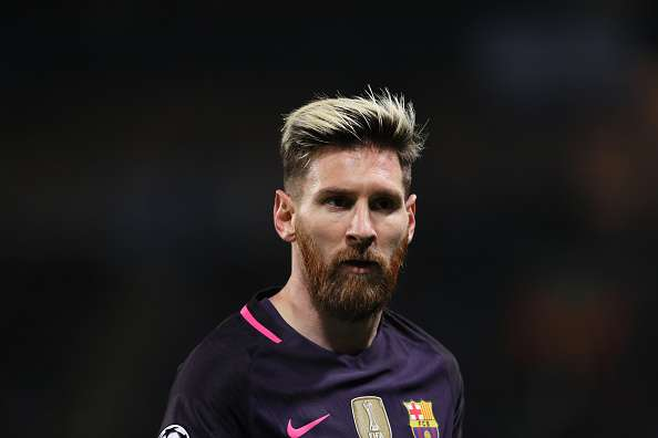 UEFA Champions League 2016/17: Lionel Messi involved in