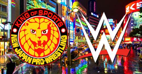 NJPW fired the first shot a possible war with the global juggernaut