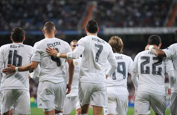 7d6a71bbd Real Madrid to wear kits made from the ocean s recycled plastic