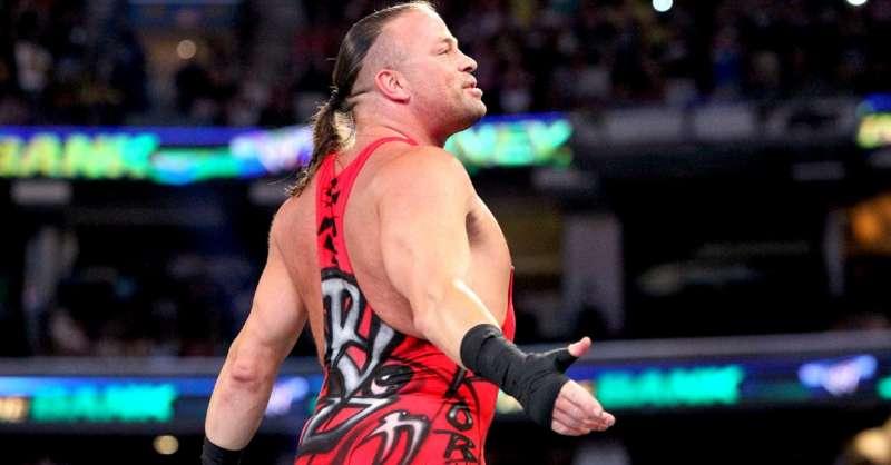 WWE News: Rob Van Dam reveals why he didn't return to WWE in 2015