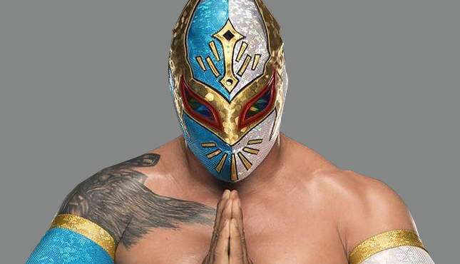 Wwe News Sin Cara Unhappy About Not Being On The Poster For Wwes