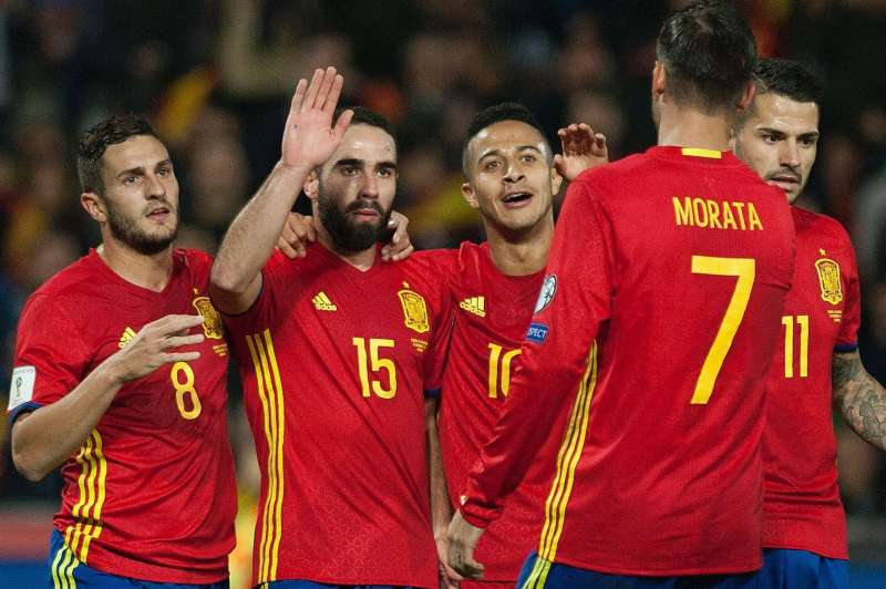 Image result for spain 2018 world cup