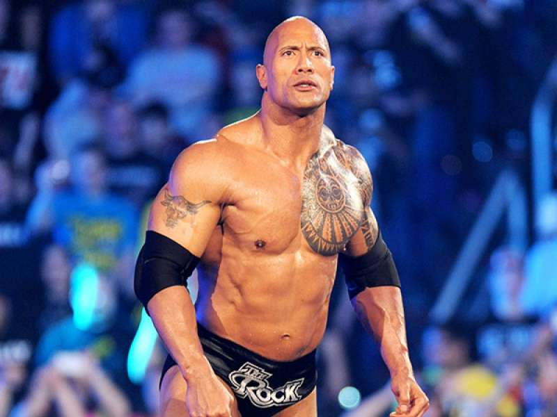 Images Of The Rock Wwe: WWE Rumours: The Rock Might Appear At Survivor Series 2016