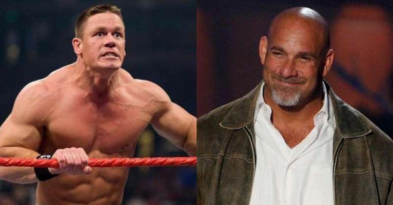 Goldberg And John Cena | www.pixshark.com - Images ...