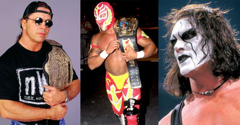 sc 1 st  Sportskeeda & Top 10 WCW wrestlers who also worked for WWE