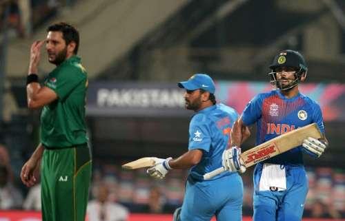 India-Pakistan World T20