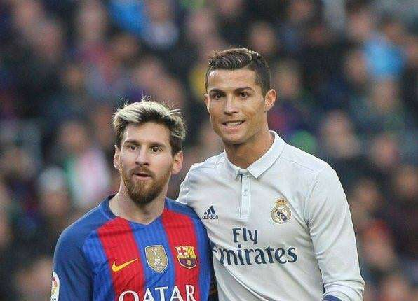 top 15 pictures of lionel messi and cristiano ronaldo