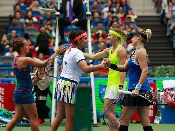 Sania Mirza to pair up with Bethanie Mattek-Sands in Australia in 2017