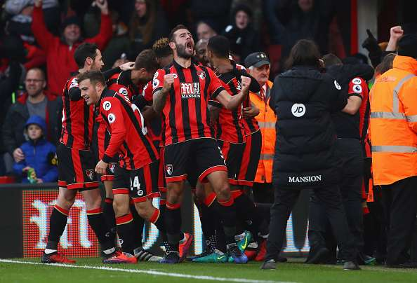 Image result for Bournemouth epl