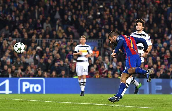 Turan turns on the style