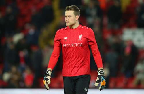 LIVERPOOL, ENGLAND - DECEMBER 27:  Simon Mignolet of Liverpool looks on prior to the Premier League match between Liverpool and Stoke City at Anfield on December 27, 2016 in Liverpool, England.  (Photo by Alex Livesey/Getty Images)
