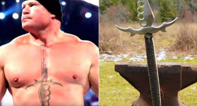 7ae4a8134 WWE Superstars and their tattoos
