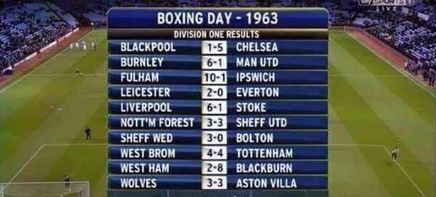 The craziest day in English football