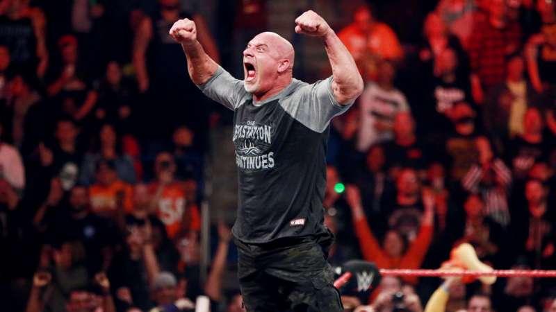 جولدبيرج يتحدث عن إمكانية عودته لإتحاد WWE