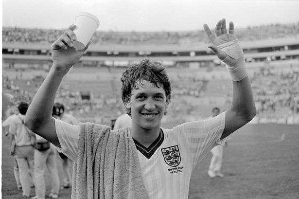 Gary Lineker (Image credits: Liverpool Echo)